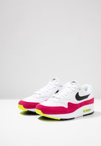 Nike Sportswear - AIR MAX  - Sneakers laag - white/black/volt/rush pink - 2