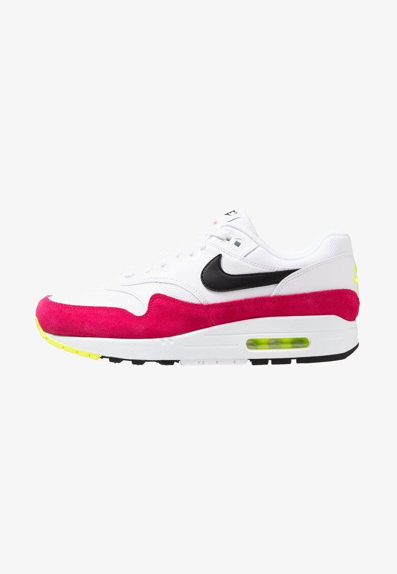 Nike Sportswear - AIR MAX  - Sneakers laag - white/black/volt/rush pink