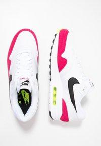 Nike Sportswear - AIR MAX  - Sneakers laag - white/black/volt/rush pink - 1