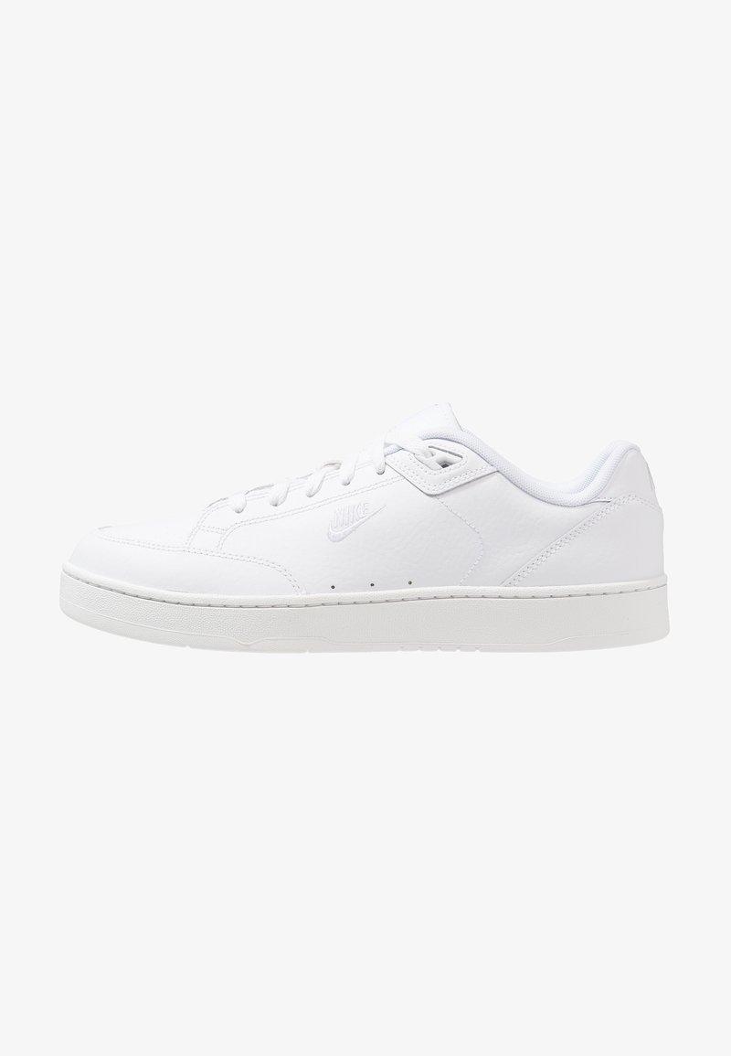 Nike Sportswear - GRANDSTAND II - Trainers - white