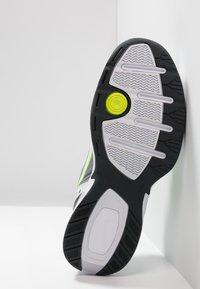Nike Sportswear - AIR MONARCH IV - Sneakers - white/white /cool grey - 4