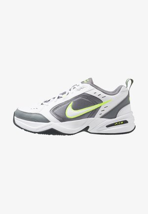 AIR MONARCH IV - Zapatillas - white/white /cool grey