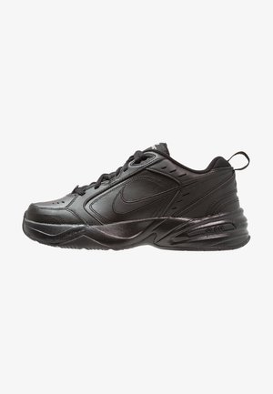 AIR MONARCH IV - Matalavartiset tennarit - black