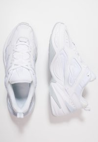 Nike Sportswear - M2K TEKNO - Trainers - white/pure platinum - 2
