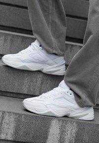 Nike Sportswear - M2K TEKNO - Trainers - white/pure platinum - 7
