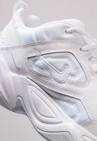 Nike Sportswear - M2K TEKNO - Trainers - white/pure platinum - 8
