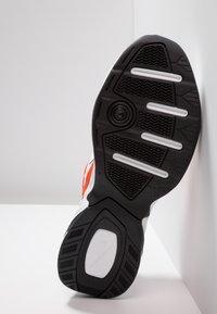 Nike Sportswear - M2K TEKNO - Sneakersy niskie - summit white/black/team orange/mountain blue - 5