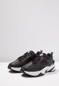 Nike Sportswear - M2K TEKNO - Sneakers - black/offwhite/obsidian - 2
