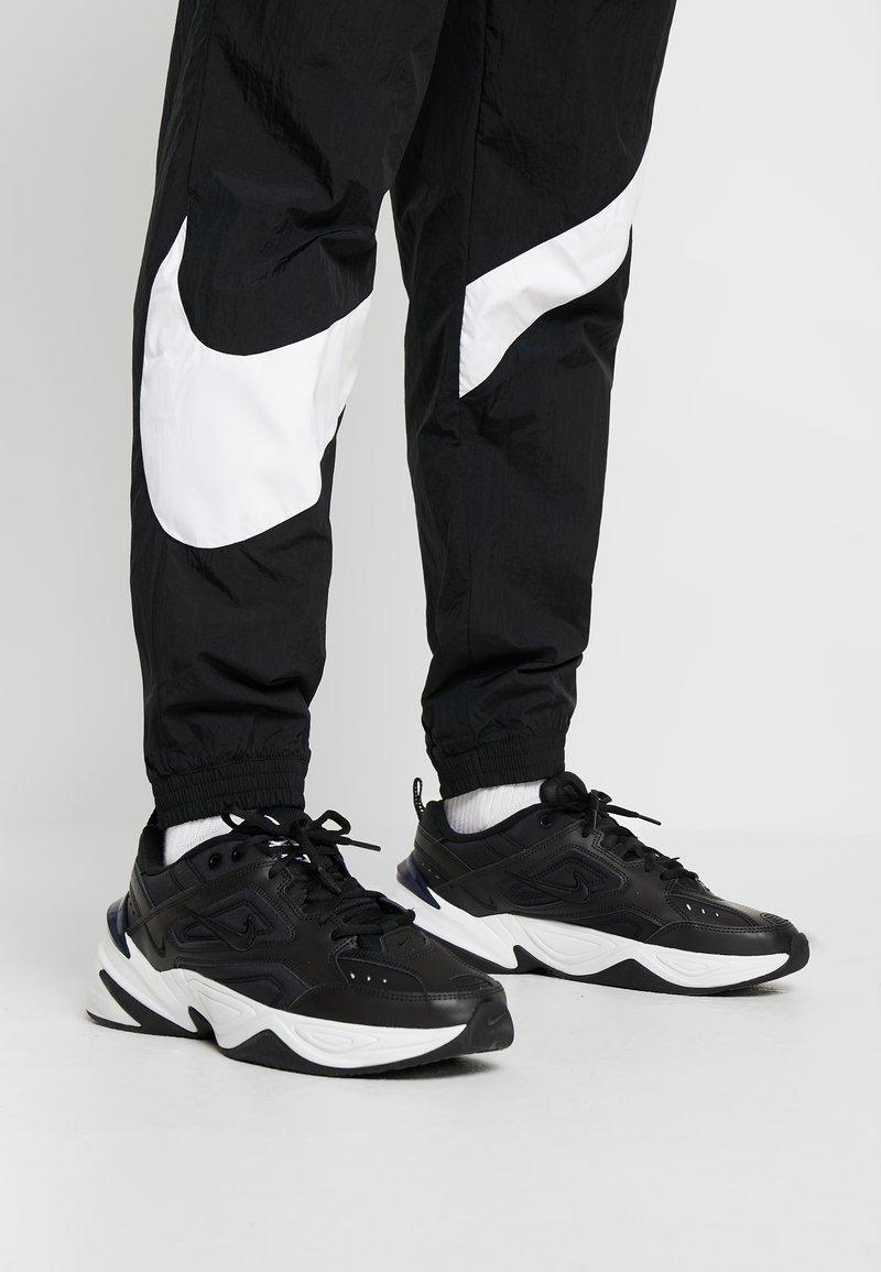 Nike Sportswear - M2K TEKNO - Sneaker low - black/offwhite/obsidian