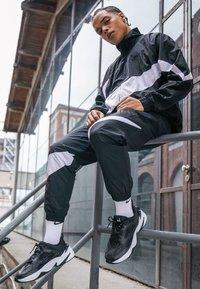 Nike Sportswear - M2K TEKNO - Sneakers - black/offwhite/obsidian - 6