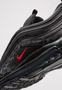Nike Sportswear - AIR MAX 97  - Trainers - black/university red - 5