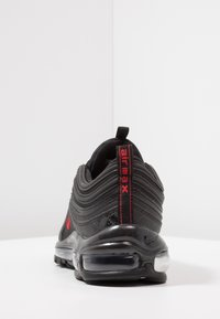 Nike Sportswear - AIR MAX 97  - Trainers - black/university red - 3