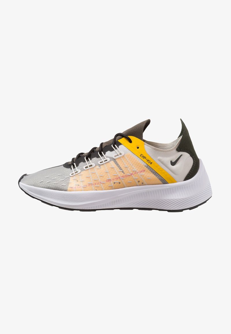 Nike Sportswear - EXP-X14 - Trainers - light bone/bright mango/sequoia/amarillo/medium olive/summit white