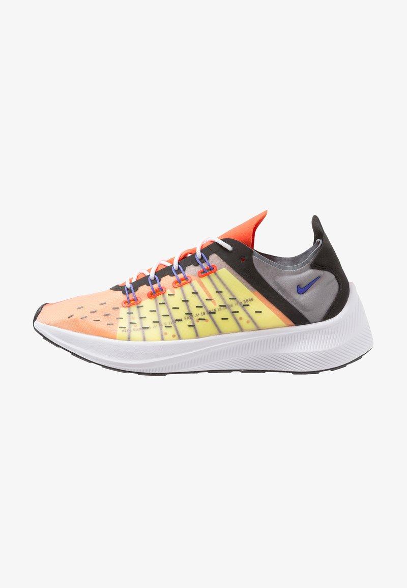 Nike Sportswear - EXP-X14 - Sneakersy niskie - team orange/persian violet/volt/black/cool grey/circuit orange