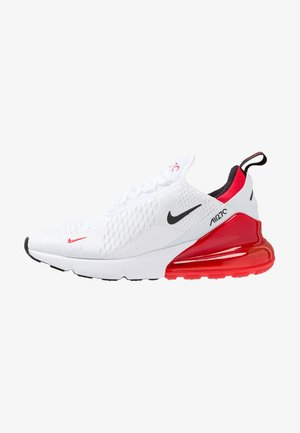 AIR MAX 270 - Trainers - white/ black/universal red