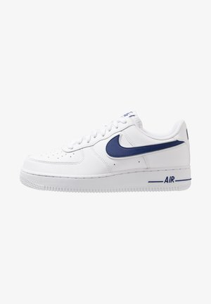 AIR FORCE 1 '07 - Joggesko - white/deep royal