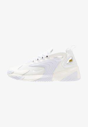 ZOOM 2K - Sneakers laag - sail/white/black