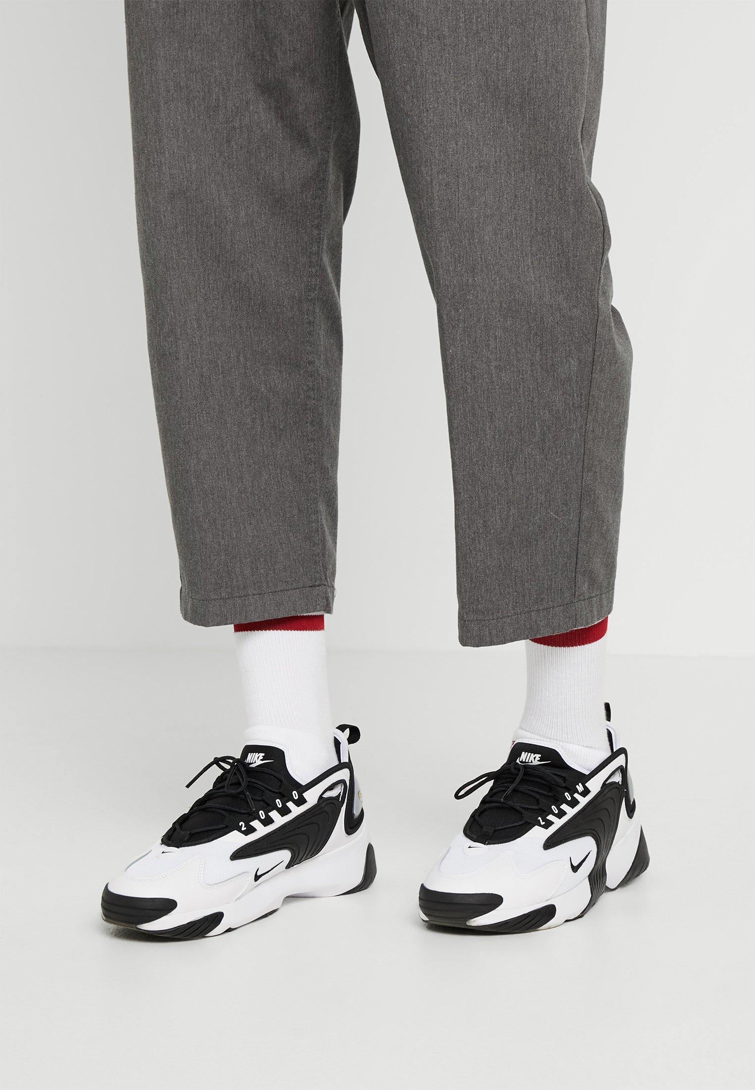 ZOOM Sneakers basse whiteblack