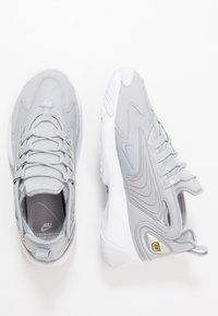 Nike Sportswear - ZOOM  - Sneakers - wolf grey/metallic silver/white - 1