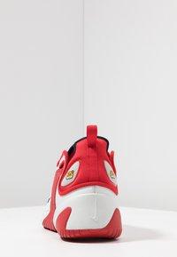 Nike Sportswear - ZOOM 2K - Sneakers - offwhite/obsidian/university red - 3