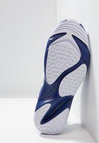 Nike Sportswear - ZOOM 2K - Sneakers - deep royal blue/orange peel/white - 5