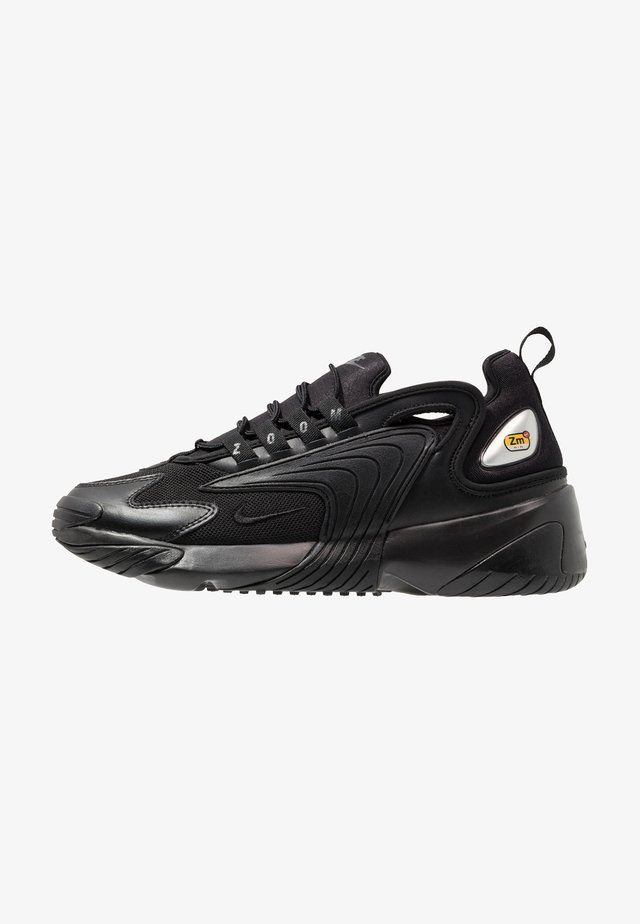 ZOOM  - Sneakersy niskie - black/anthracite