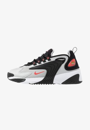 ZOOM  - Trainers - black/track red/grey/fogwhite