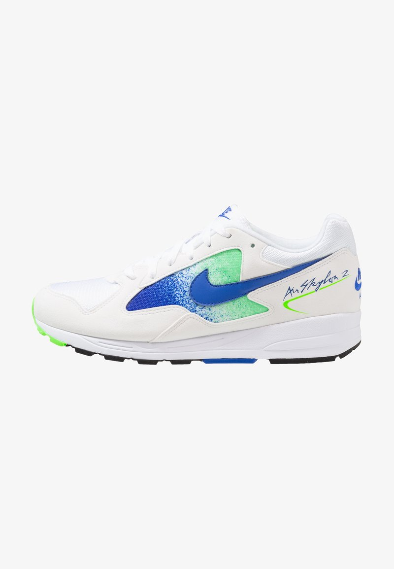 Nike Sportswear - AIR SKYLON II - Trainers - white/hyper royal/green strike/black