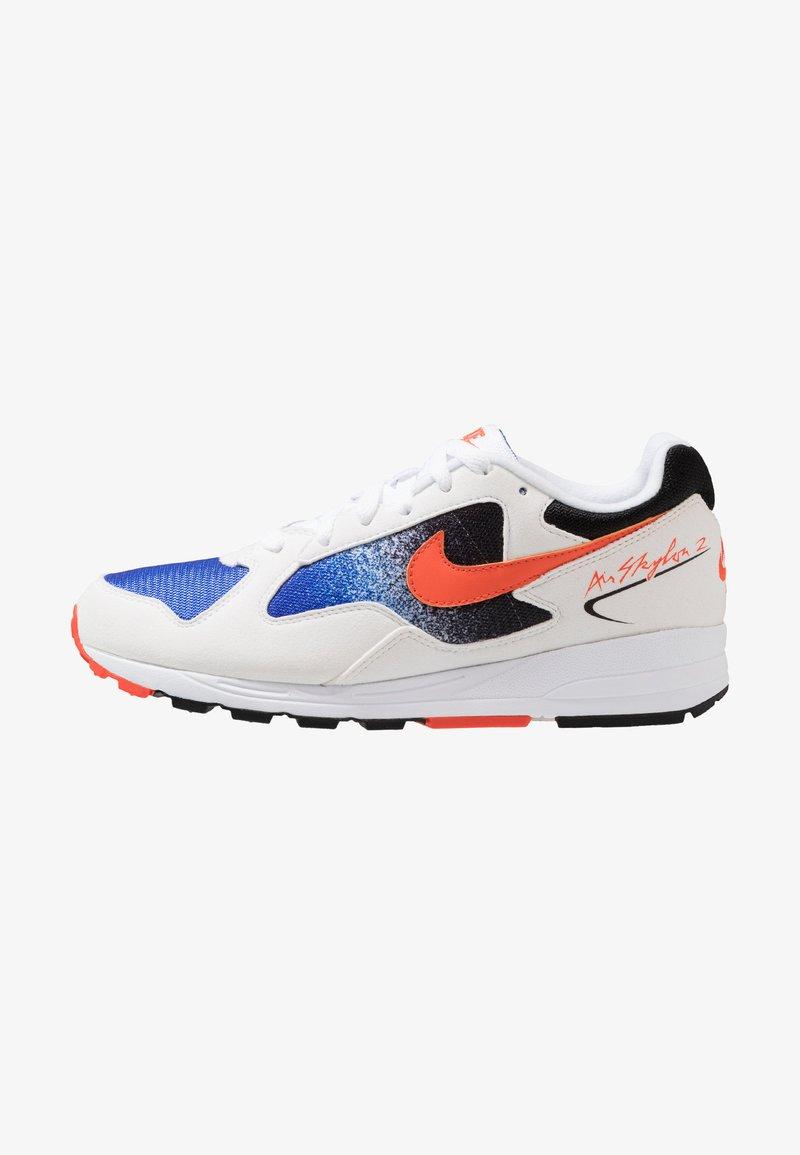 Nike Sportswear - AIR SKYLON II - Baskets basses - white/team orange/hyper royal/black