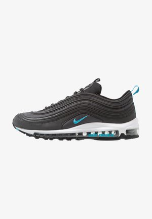 AIR MAX 97 - Sneakers laag - black/blue fury-dark grey