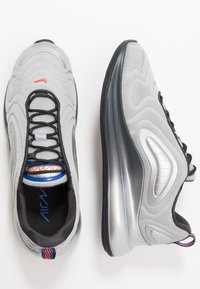 Nike Sportswear - AIR MAX 720 - Sneakers laag - metalic silver/off noir/cosmic clay/hyper royal/anthracite - 1