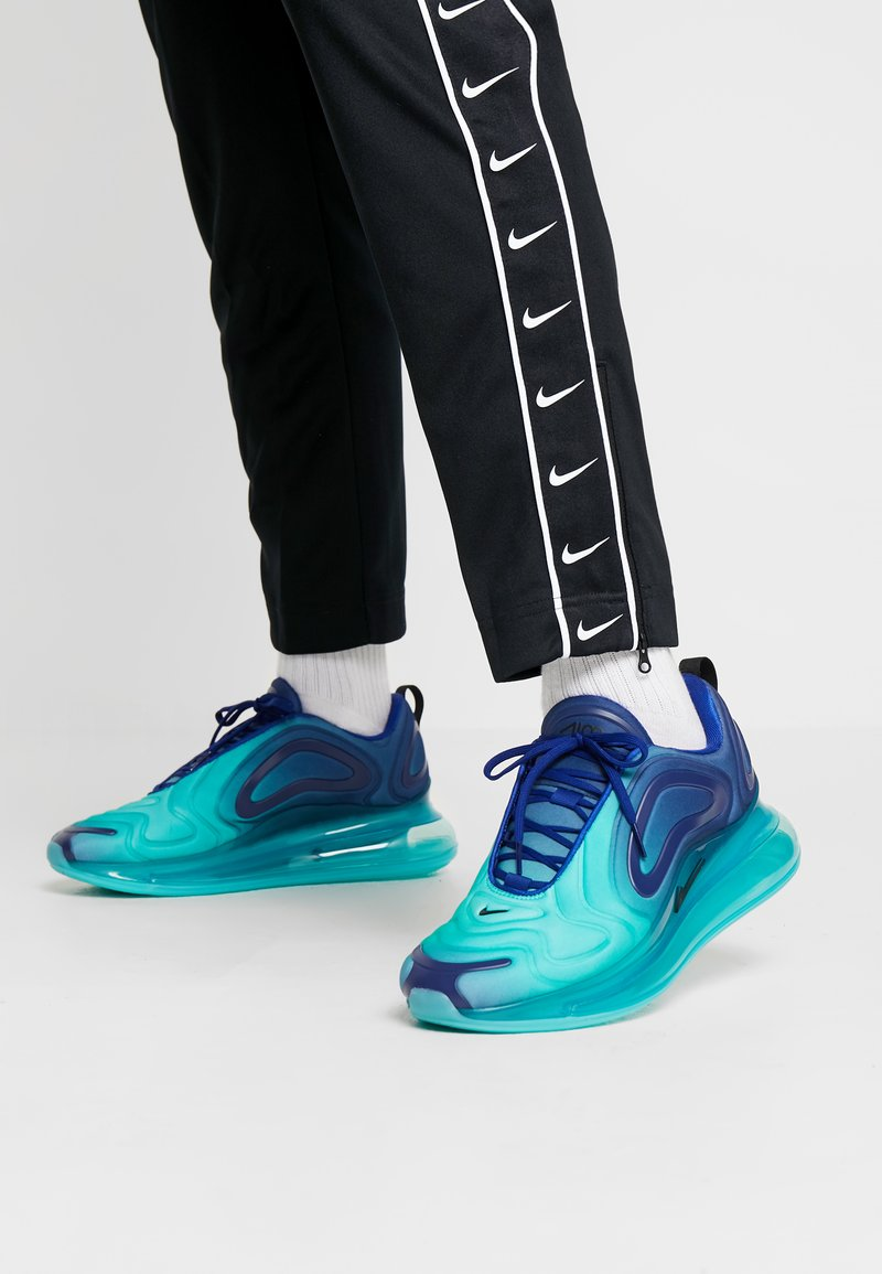 Nike Sportswear - AIR MAX 720 - Sneakers - deep royal blue/hyper jade/black