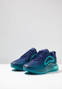 Nike Sportswear - AIR MAX 720 - Sneakers laag - blue void/court purple/spirit teal - 2