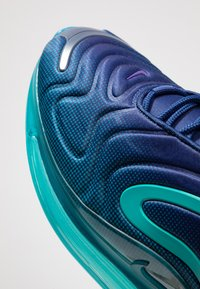 Nike Sportswear - AIR MAX 720 - Sneakers laag - blue void/court purple/spirit teal - 5