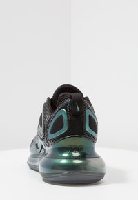 Nike Sportswear - AIR MAX 720 - Tenisky - black/laser fuchsia/anthracite - 3