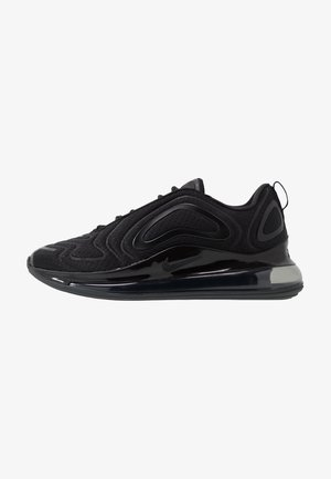 AIR MAX 720 - Matalavartiset tennarit - black/anthracite