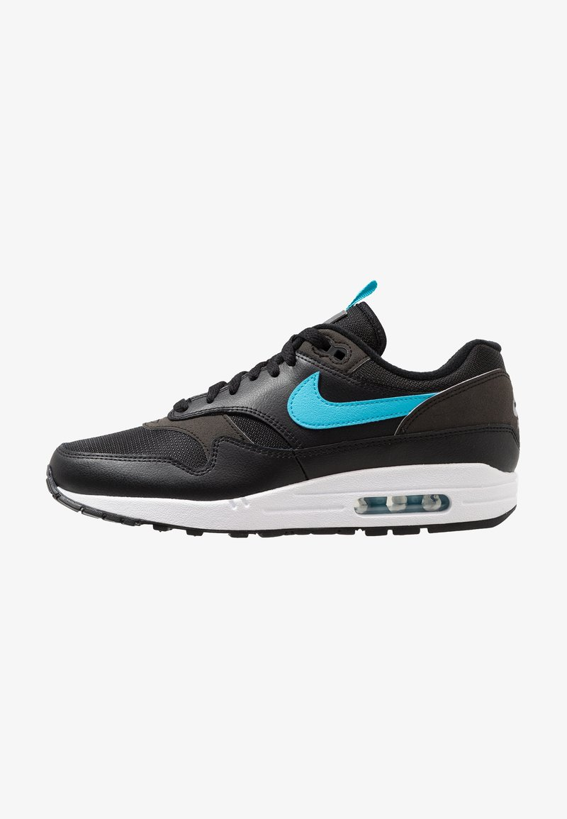 Nike Sportswear - AIR MAX 1 SE - Baskets basses - black/blue fury