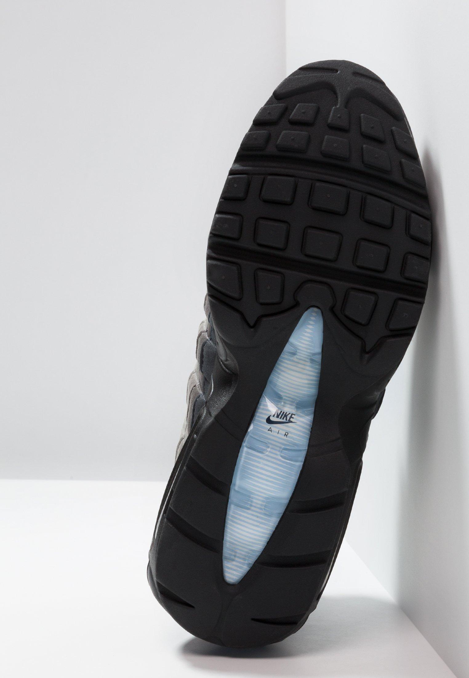 Nike Air Max 95 Black Aluminium Anthracite Anthracite