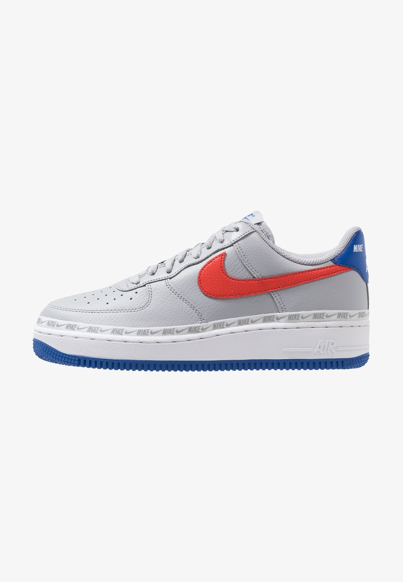 Nike Sportswear - AIR FORCE 1 '07 LV8 - Sneakers basse - wolf grey/habanero red/game royal