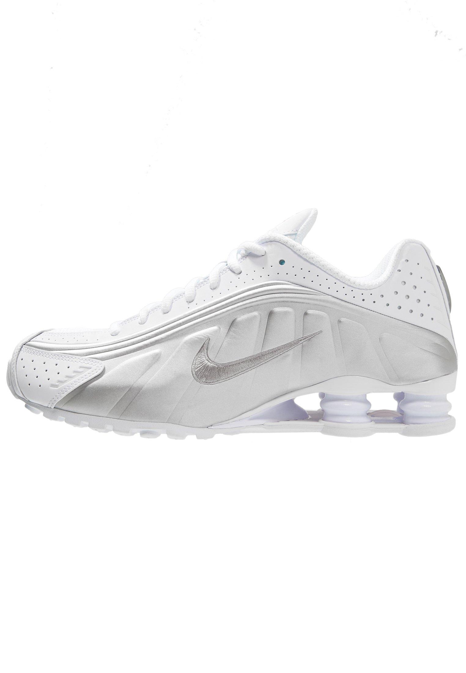 Nike Sportswear SHOX R4 Sneakersy niskie black Zalando.pl