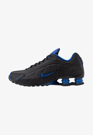 SHOX R4 - Sneakers - black/game royal