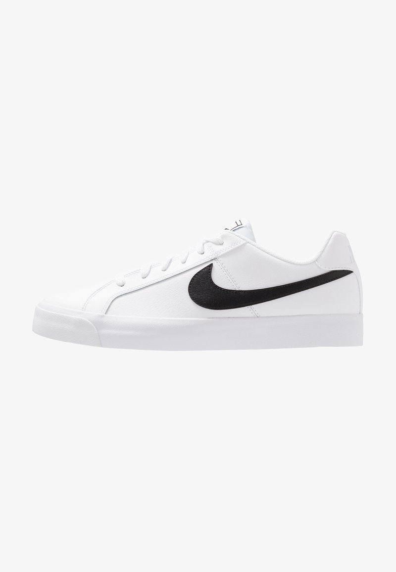 Nike Sportswear - COURT ROYALE - Trainers - white/black