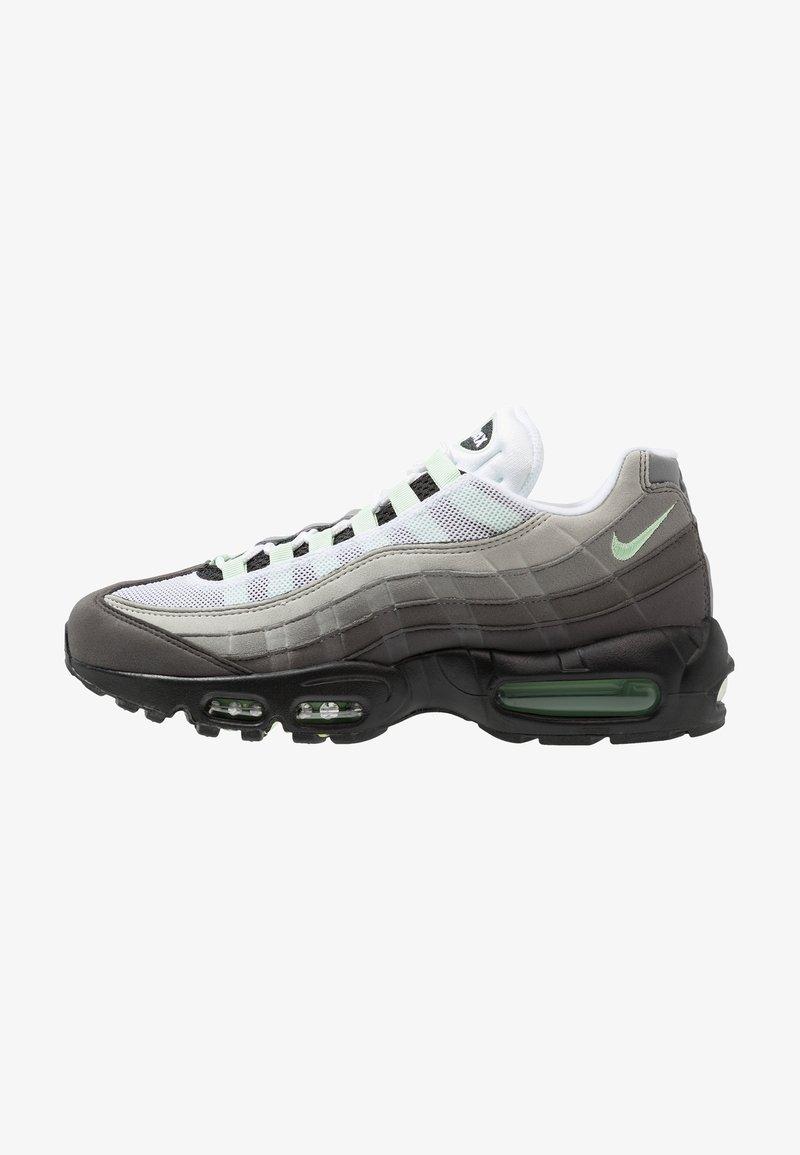 Nike Sportswear - AIR MAX 95 - Trainers - white/fresh mint/granite/dust/dark pewter/medium ash