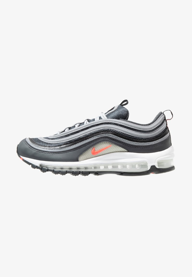 Nike Sportswear - AIR MAX 97 - Sneaker low - anthracite/flash crimson/wolf grey/white