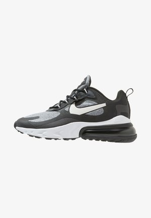AIR MAX 270 REACT - Sneakersy niskie - black/vast grey/off noir