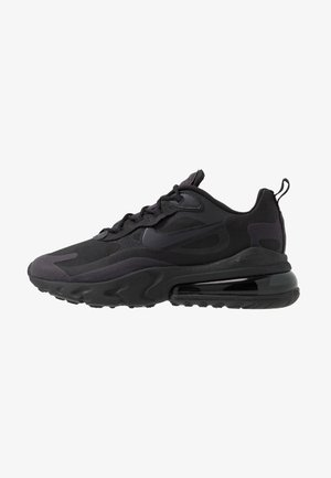 AIR MAX 270 REACT - Sneakers laag - black/oil grey/white