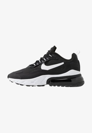 AIR MAX 270 REACT - Sneakers - black/white