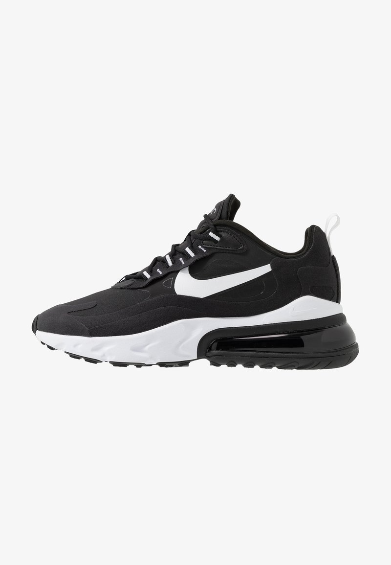 Nike Sportswear - AIR MAX 270 REACT - Sneaker low - black/white