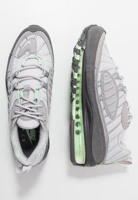 Nike Sportswear - AIR MAX 98 - Sneakers laag - vast grey/fresh mint/atmosphere grey - 1