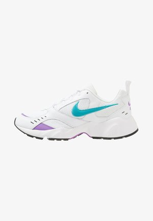 AIR HEIGHTS - Baskets basses - white/teal/violet